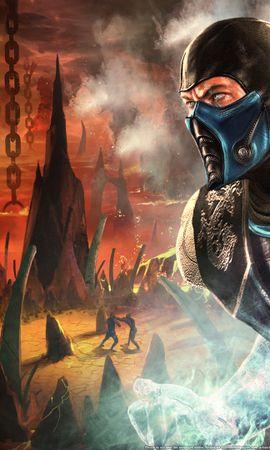 14301 télécharger le fond d'écran Jeux, Mortal Kombat - économiseurs d'écran et images gratuitement