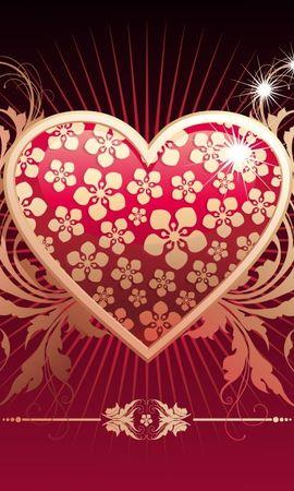 3401 baixar papel de parede Corações, Amor, Dia Dos Namorados, Imagens - protetores de tela e imagens gratuitamente