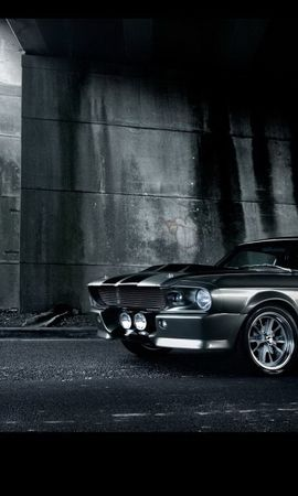 16201 descargar fondo de pantalla Transporte, Automóvil, Fotografía Artística, Vado, Mustango: protectores de pantalla e imágenes gratis