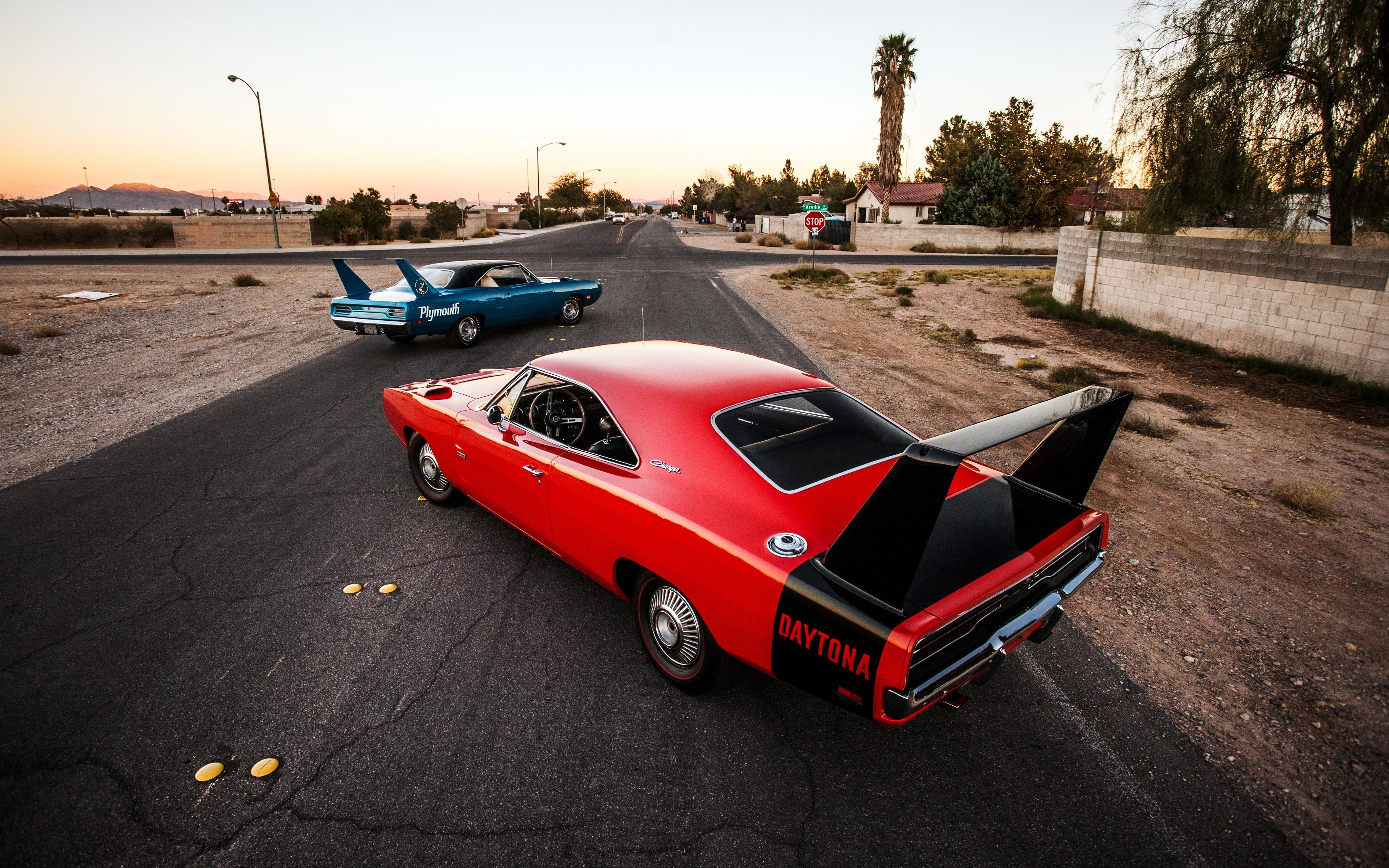 94436 скачать обои Тачки (Cars), Dodge Charger Daytona, Вид Сзади, Машины, Стиль - заставки и картинки бесплатно