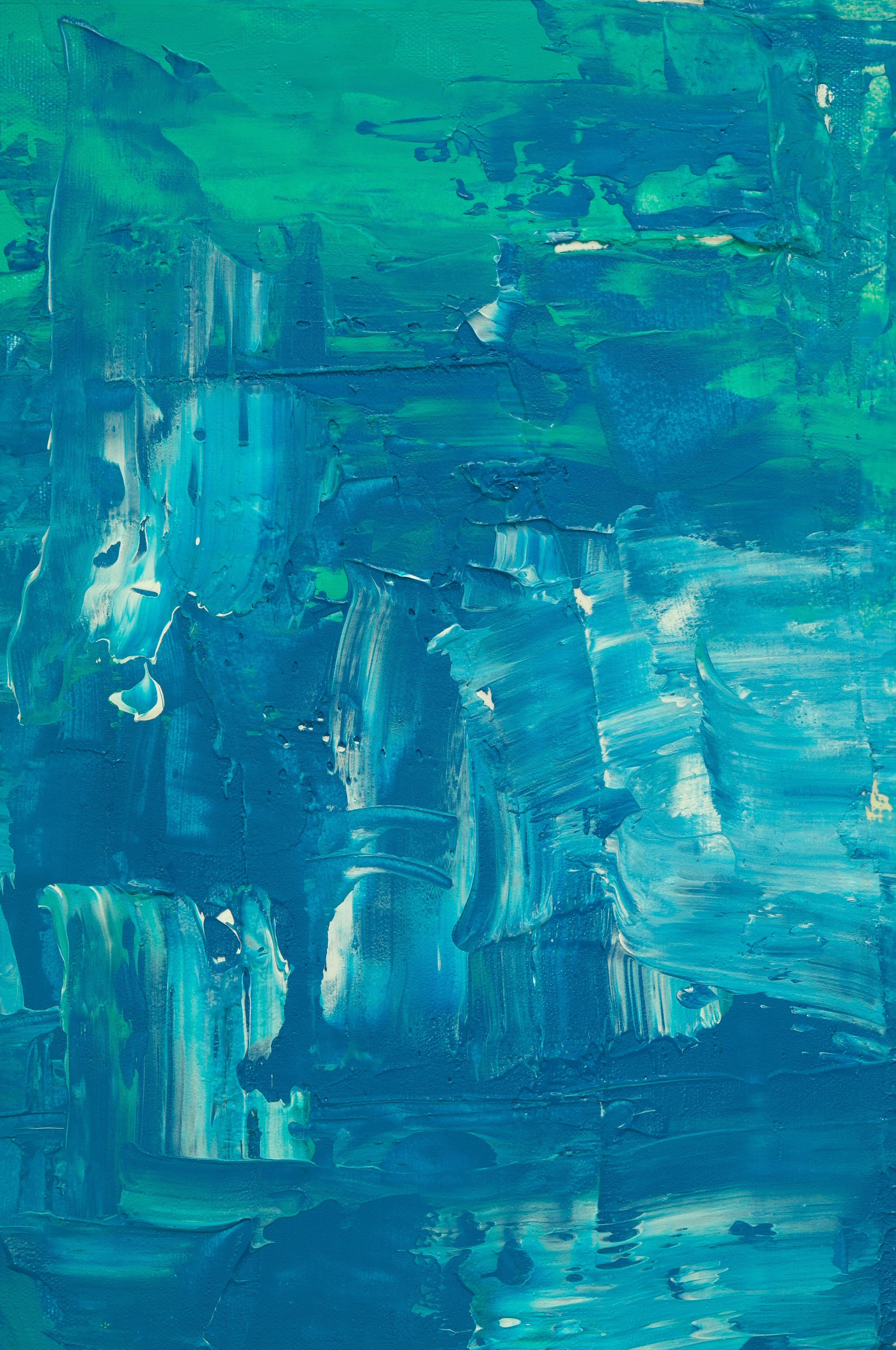 150443 Hintergrundbild herunterladen Abstrakt, Textur, Texturen, Farbe, Segeltuch, Leinwand, Moderne Kunst, Zeitgenössische Kunst, Abstriche, Striche - Bildschirmschoner und Bilder kostenlos