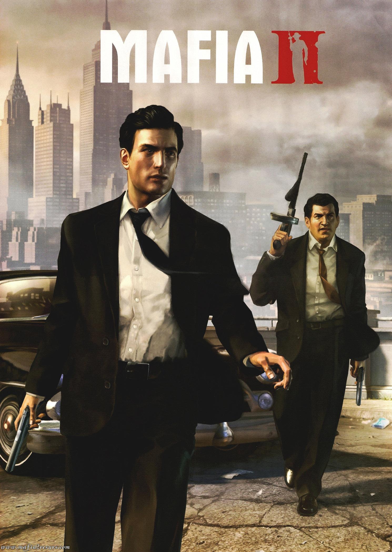 10115 скачать обои Игры, Мафия (Mafia), Мужчины - заставки и картинки бесплатно
