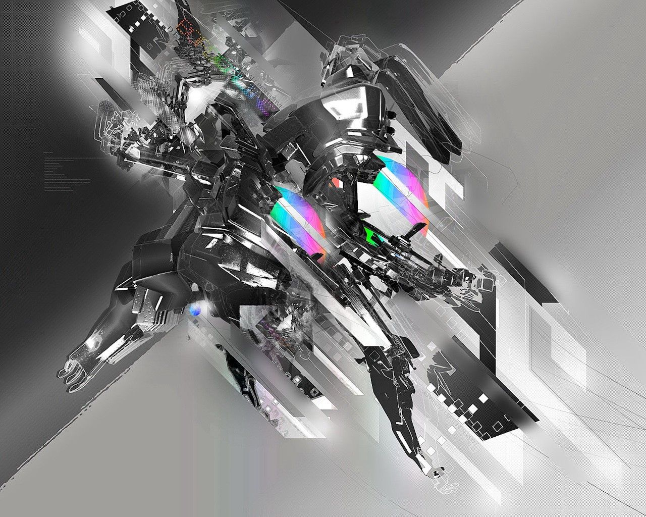 50755 Screensavers and Wallpapers Robot for phone. Download Abstract, Shine, Light, Lines, Technics, Technique, Robot pictures for free