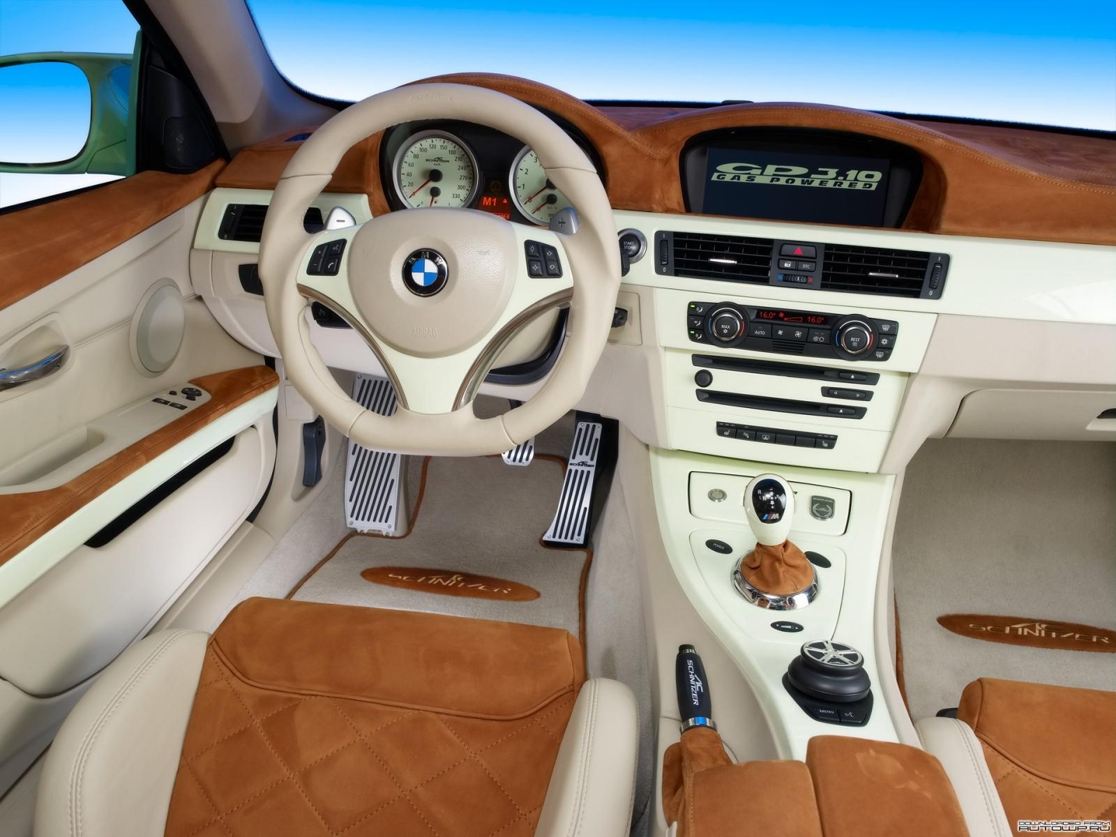 8244 скачать обои Машины, Транспорт, Интерьер, Бмв (Bmw) - заставки и картинки бесплатно