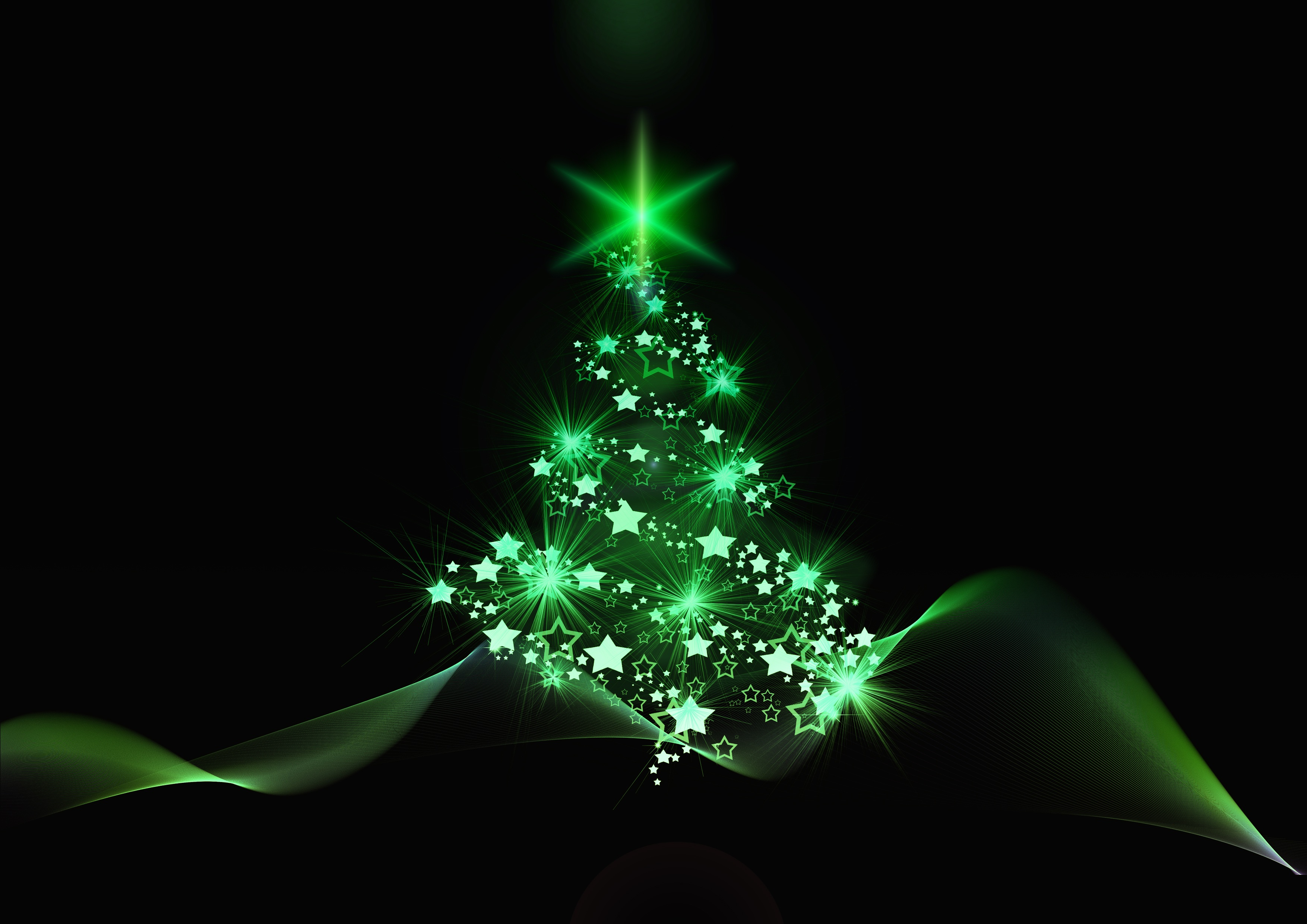 104464 Salvapantallas y fondos de pantalla Año Nuevo en tu teléfono. Descarga imágenes de Vacaciones, Árbol De Navidad, Navidad, Año Nuevo, Arte gratis