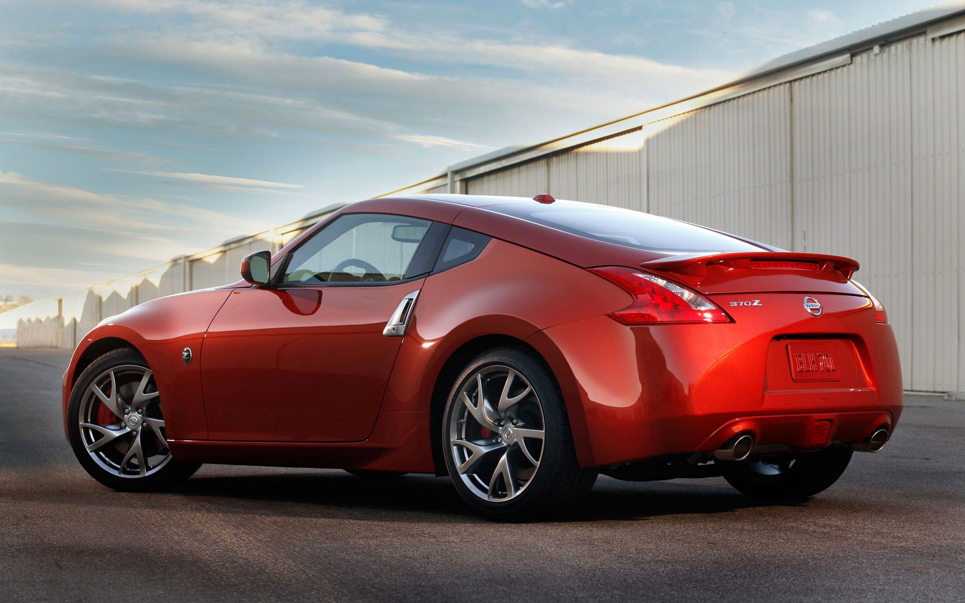 149113 Screensavers and Wallpapers Side View for phone. Download Cars, Nissan, Side View, 350Z pictures for free