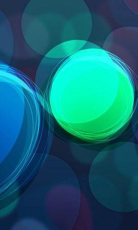 155784 télécharger le fond d'écran Abstrait, Cercles, Coloré, Multicolore, Hétéroclite - économiseurs d'écran et images gratuitement