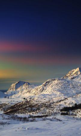 29427 скачать обои Пейзаж, Зима, Горы - заставки и картинки бесплатно