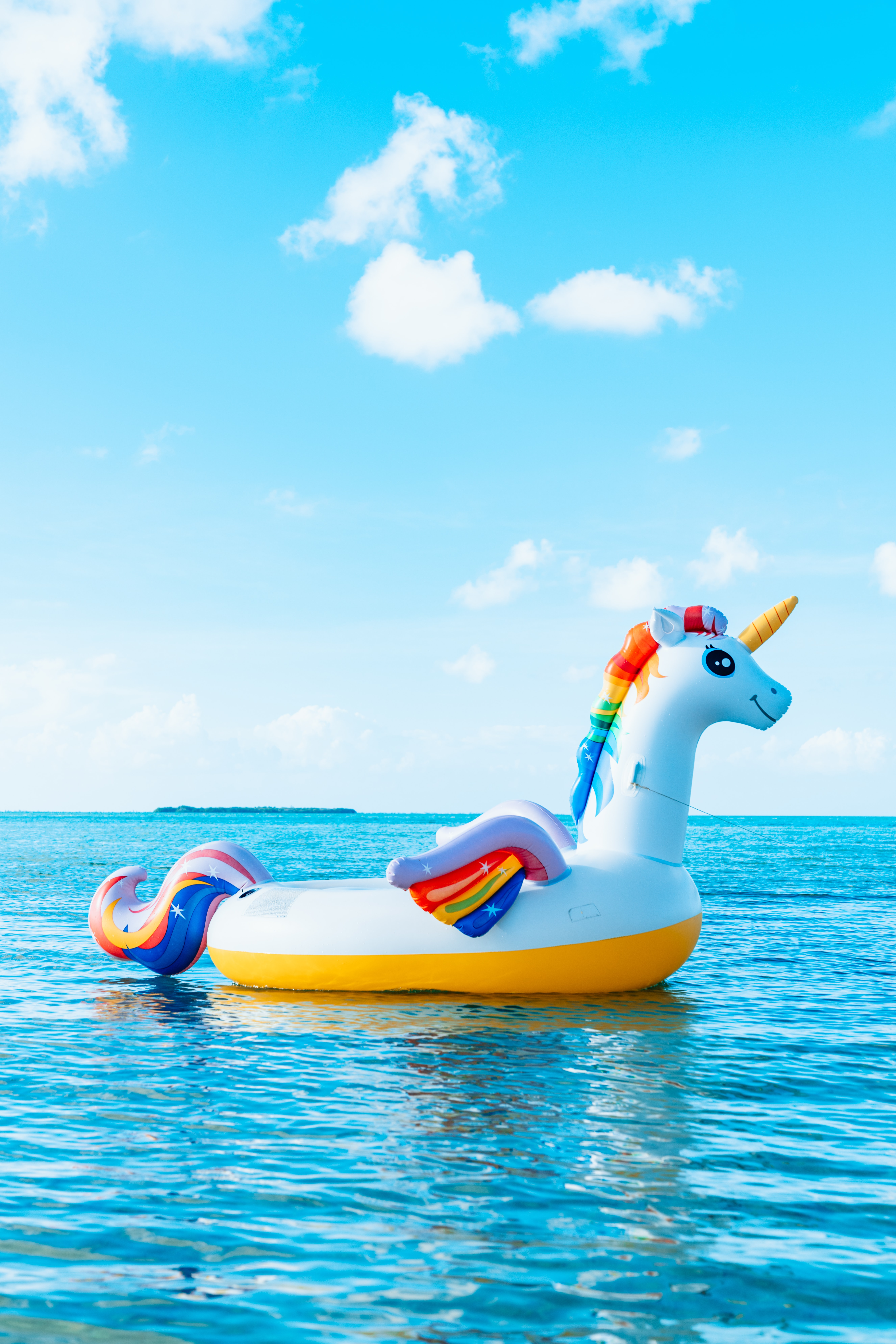 81828 Screensavers and Wallpapers Unicorn for phone. Download Sea, Miscellanea, Miscellaneous, Relaxation, Rest, Unicorn pictures for free