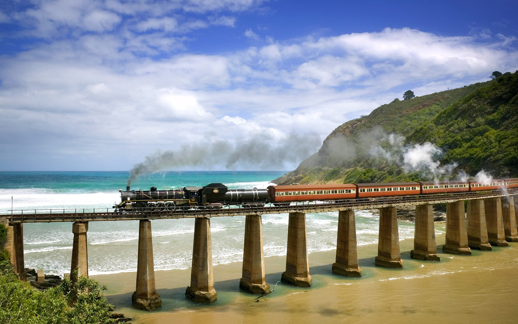 36863壁紙のダウンロード輸送, 列車-スクリーンセーバーと写真を無料で