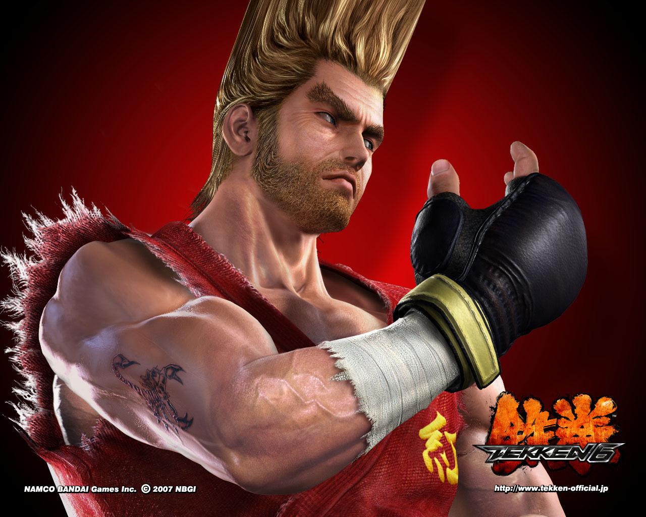 2144 скачать обои Tekken, Игры - заставки и картинки бесплатно