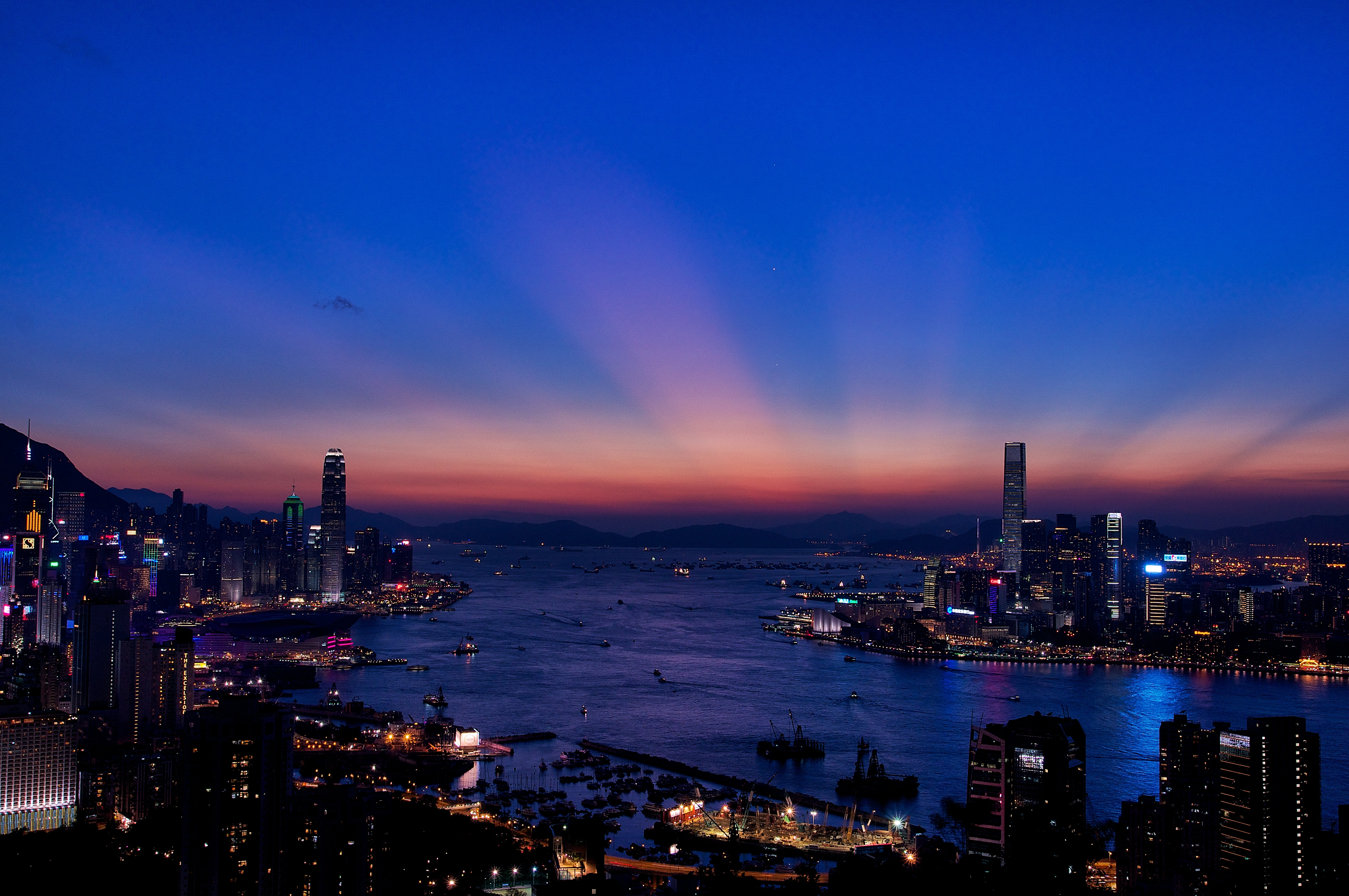 115238 Screensavers and Wallpapers Night City for phone. Download Cities, Night City, Skyscrapers, Hong Kong, Hong Kong S.a.r pictures for free