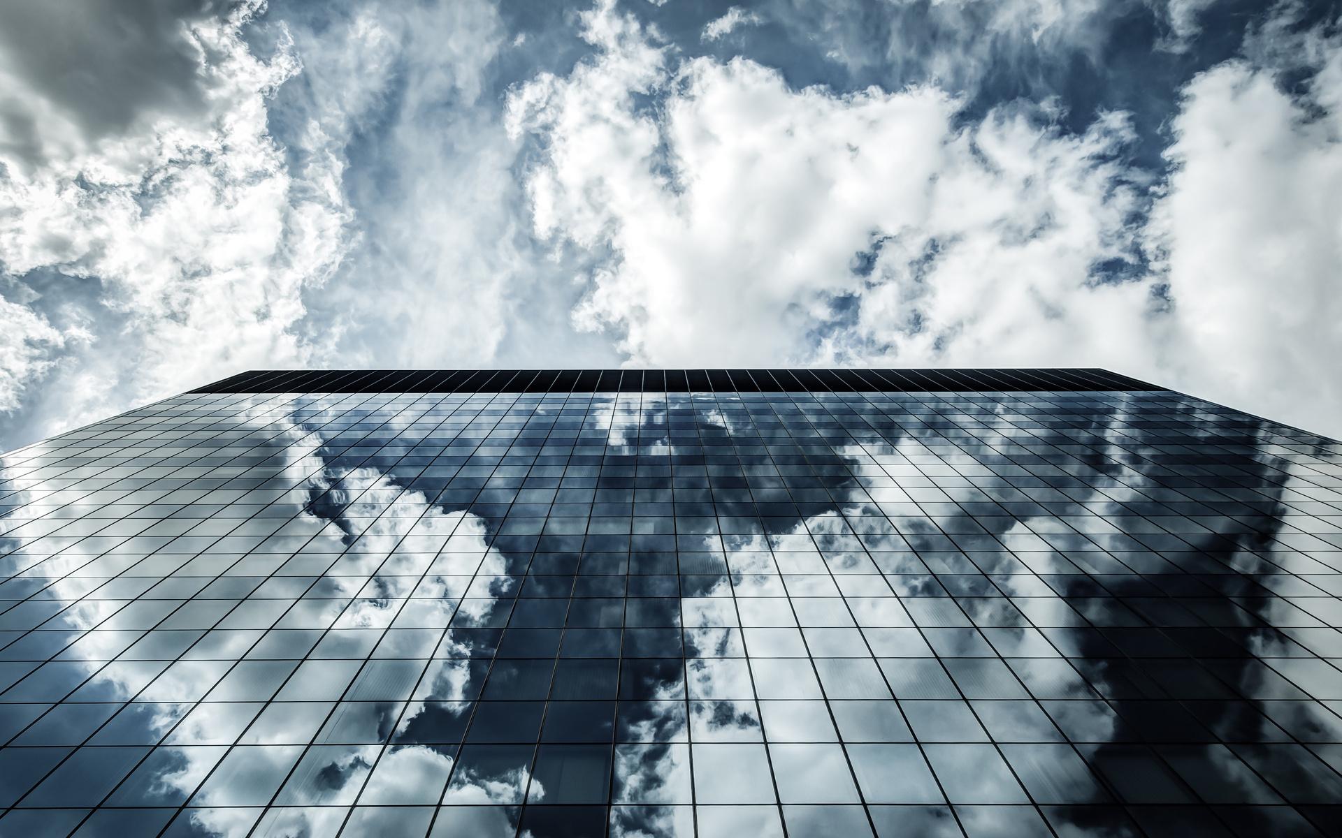 20916 скачать обои Пейзаж, Дома, Небо, Архитектура, Облака - заставки и картинки бесплатно