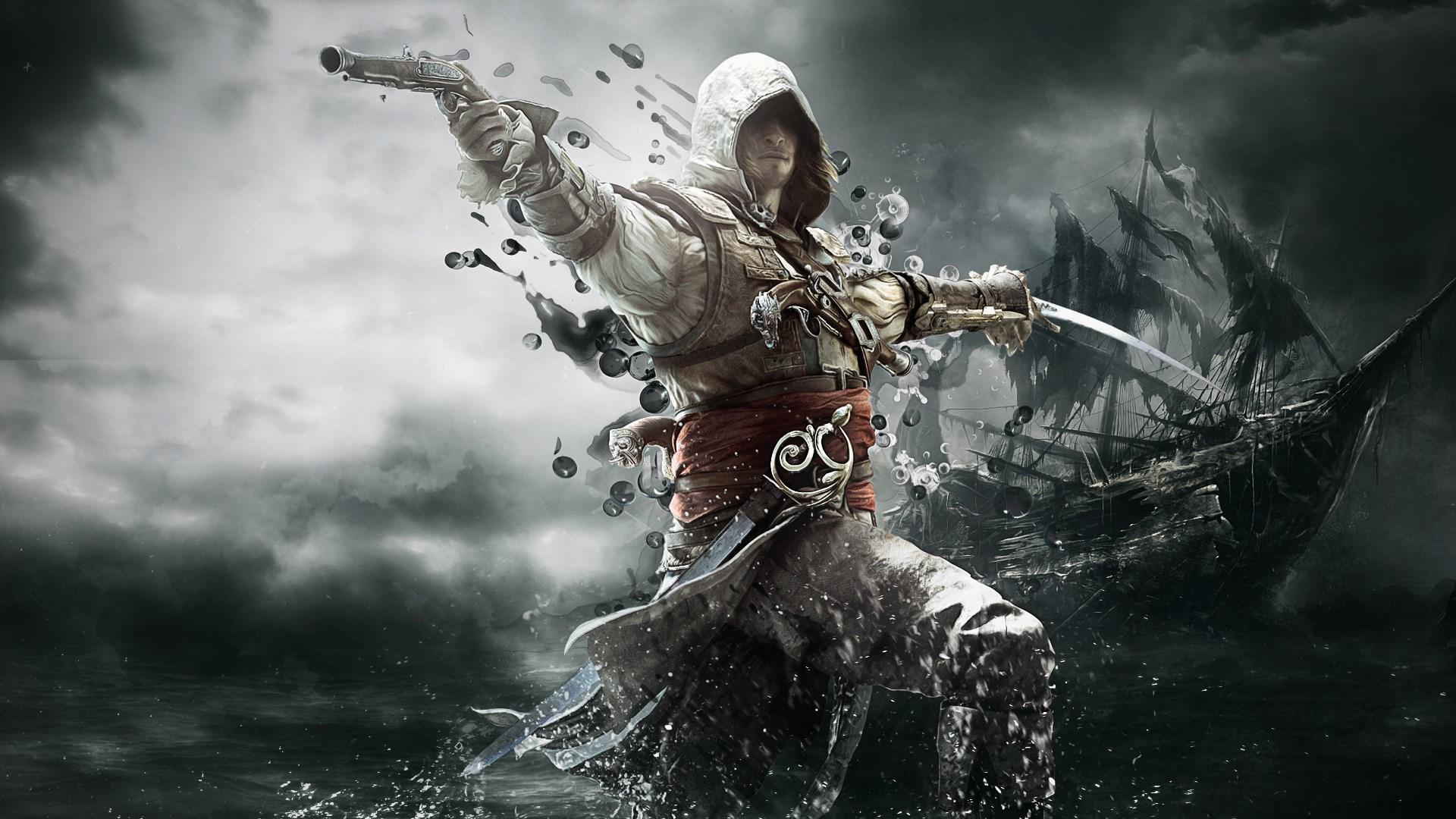 23106 Hintergrundbild herunterladen Spiele, Assassins Creed - Bildschirmschoner und Bilder kostenlos
