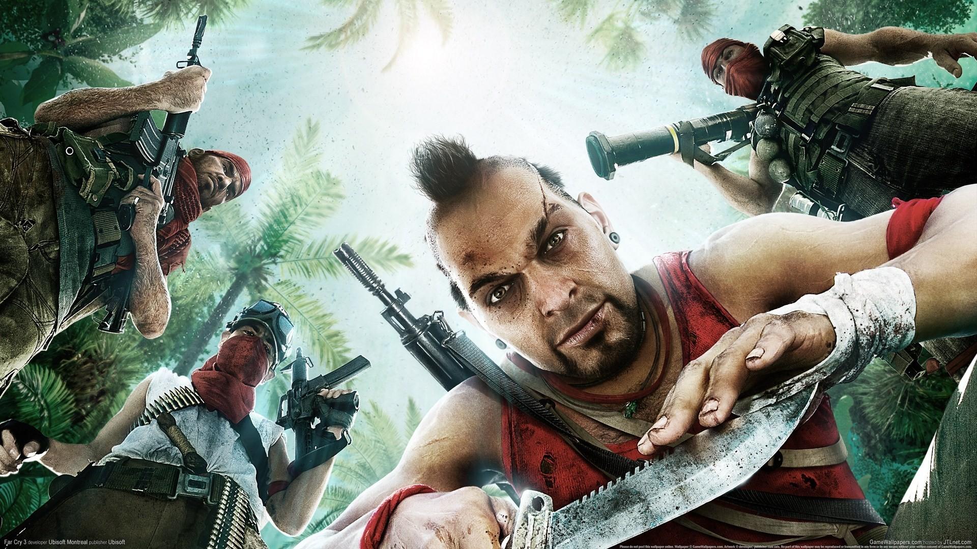 16688 скачать обои Игры, Far Cry 2 - заставки и картинки бесплатно