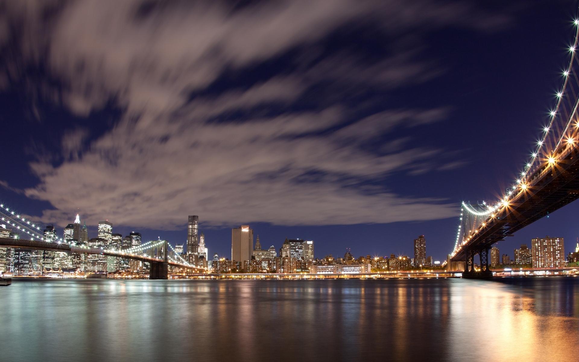 40811 скачать обои Пейзаж, Города, Мосты - заставки и картинки бесплатно