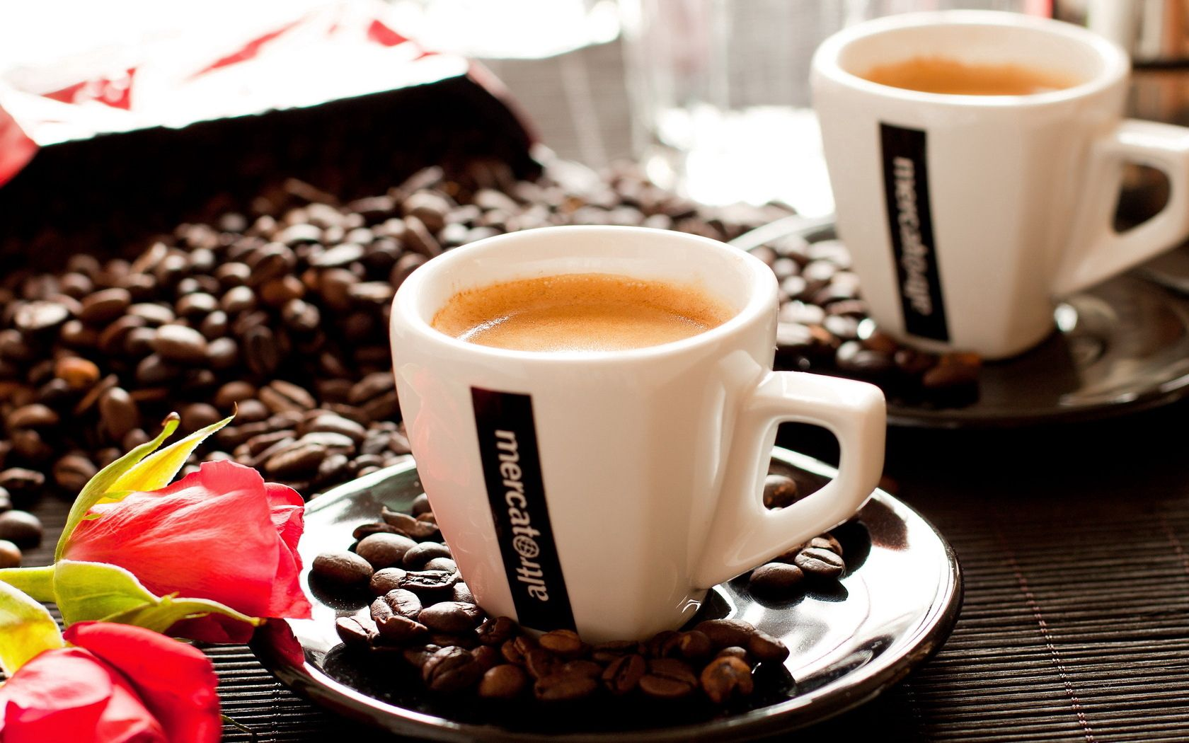 156170 download wallpaper Food, Cups, Coffee, Macro screensavers and pictures for free