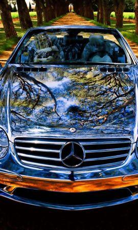 49851 descargar fondo de pantalla Transporte, Automóvil, Mercedes: protectores de pantalla e imágenes gratis