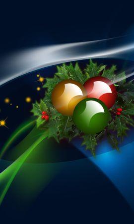 22610 скачать обои Праздники, Фон, Новый Год (New Year), Рождество (Christmas, Xmas) - заставки и картинки бесплатно