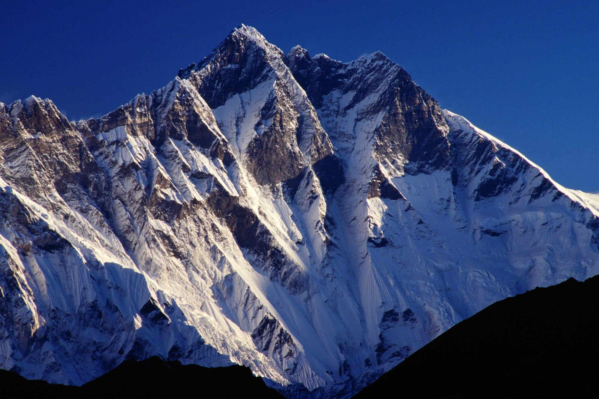 154213 download wallpaper Nature, Vertex, Top, Snow, Cold, Asia, Mountains screensavers and pictures for free