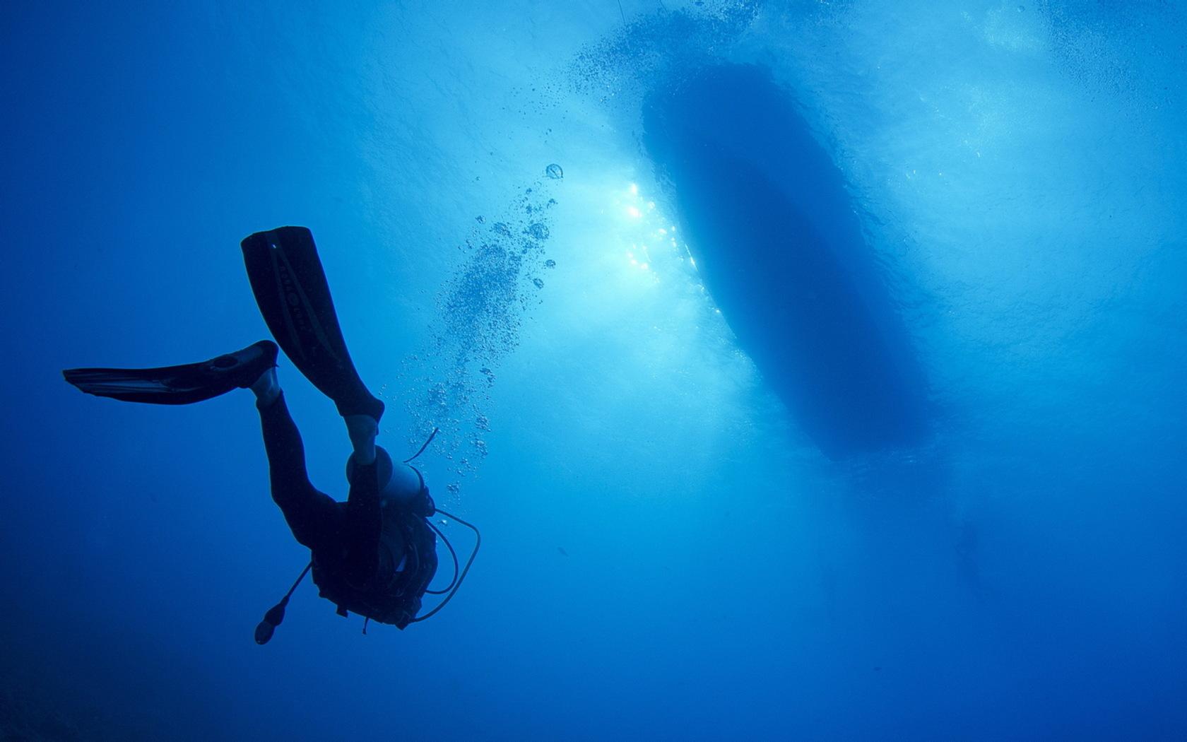 Скачать картинку Море, Люди, Пейзаж в телефон бесплатно.