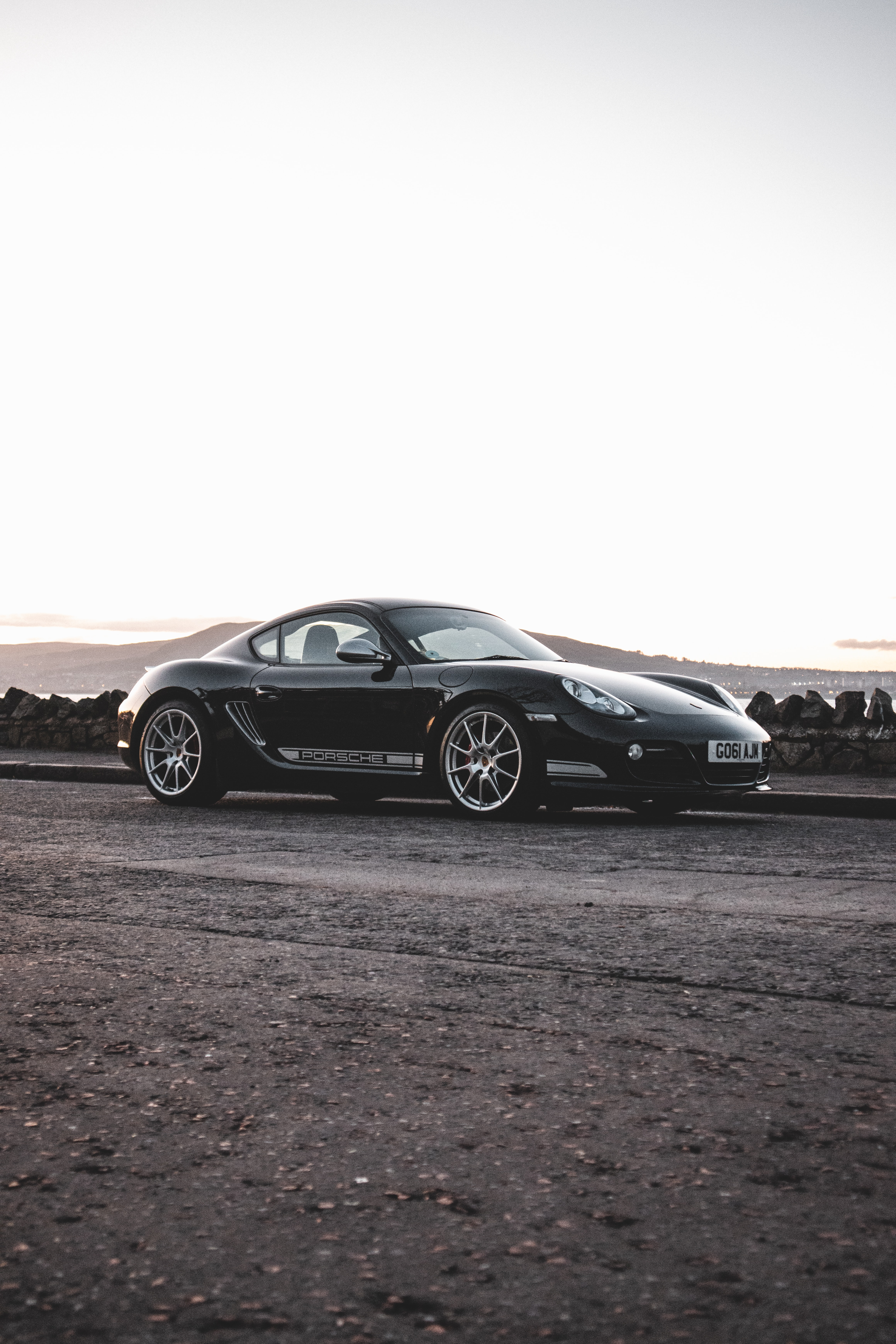 145904 download wallpaper Porsche, Sports, Cars, Car, Sports Car, Side View, Porsche Cayman 987 R screensavers and pictures for free