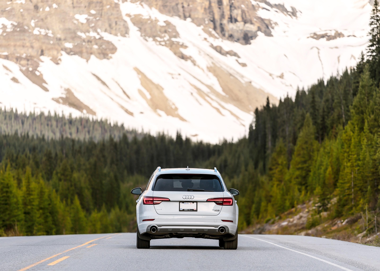 51860 скачать обои Тачки (Cars), Audi A4, Ауди (Audi), Автомобиль, Вид Сзади - заставки и картинки бесплатно