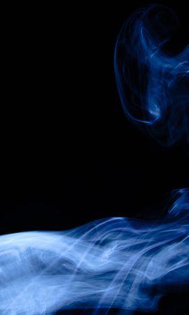 139371 télécharger le fond d'écran Abstrait, Envelopper, Linceul, Sombre, Le Noir, Fumée - économiseurs d'écran et images gratuitement