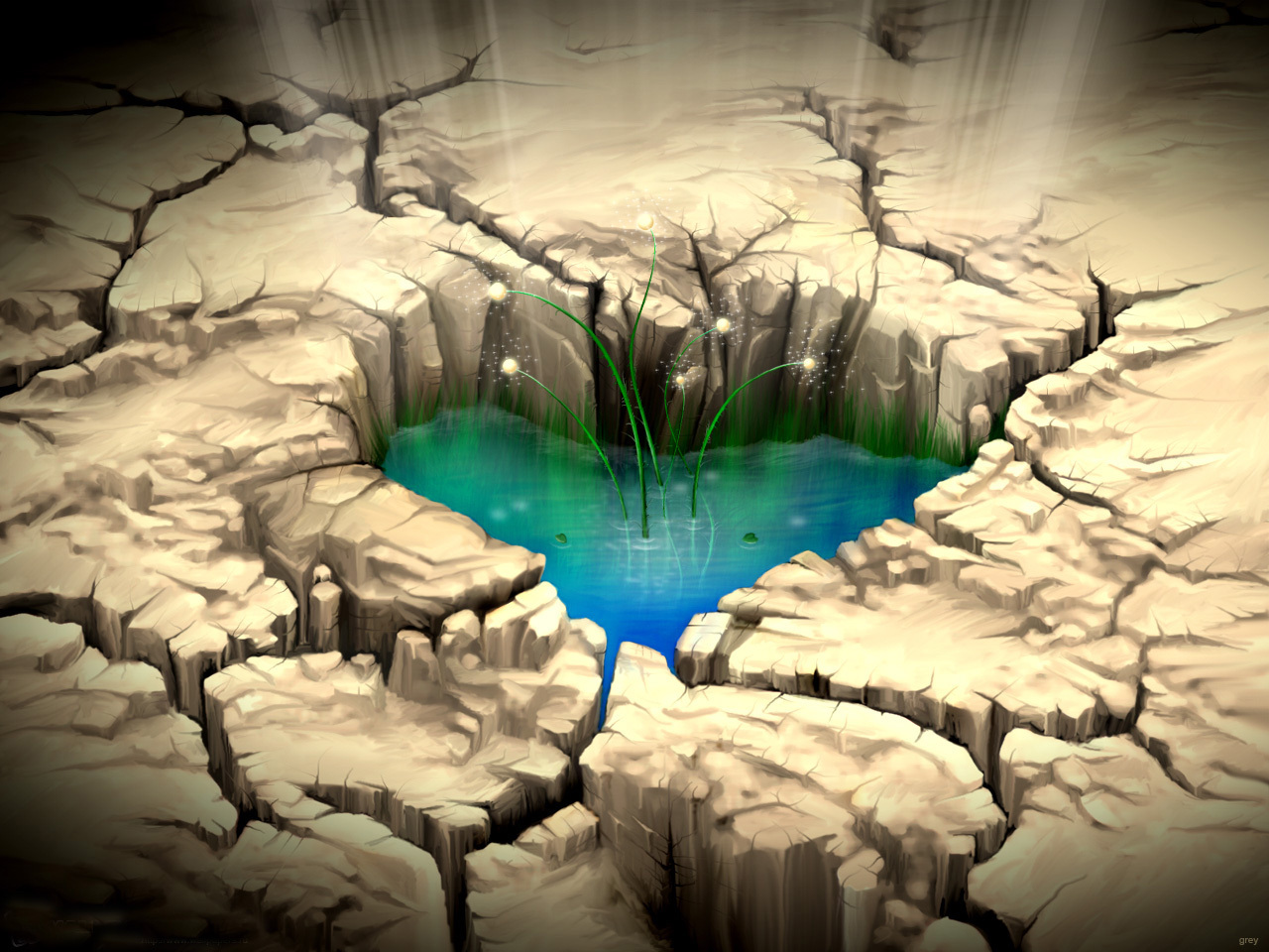 9409 download wallpaper Water, Hearts, Love, Valentine's Day, Pictures screensavers and pictures for free