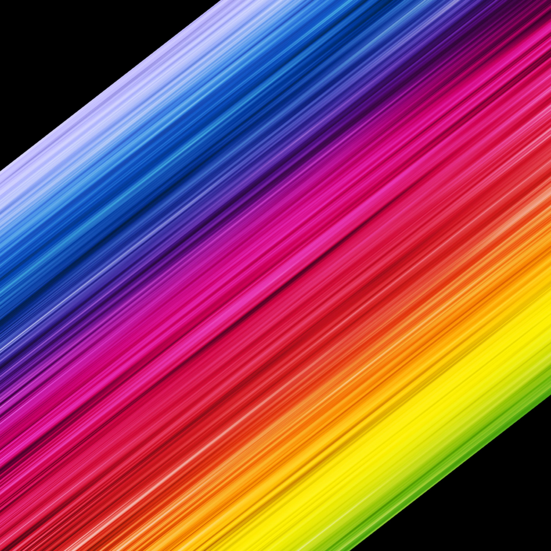 121620 Hintergrundbild herunterladen Texturen, Regenbogen, Mehrfarbig, Motley, Textur, Streifen, Schillernden, Schräg - Bildschirmschoner und Bilder kostenlos