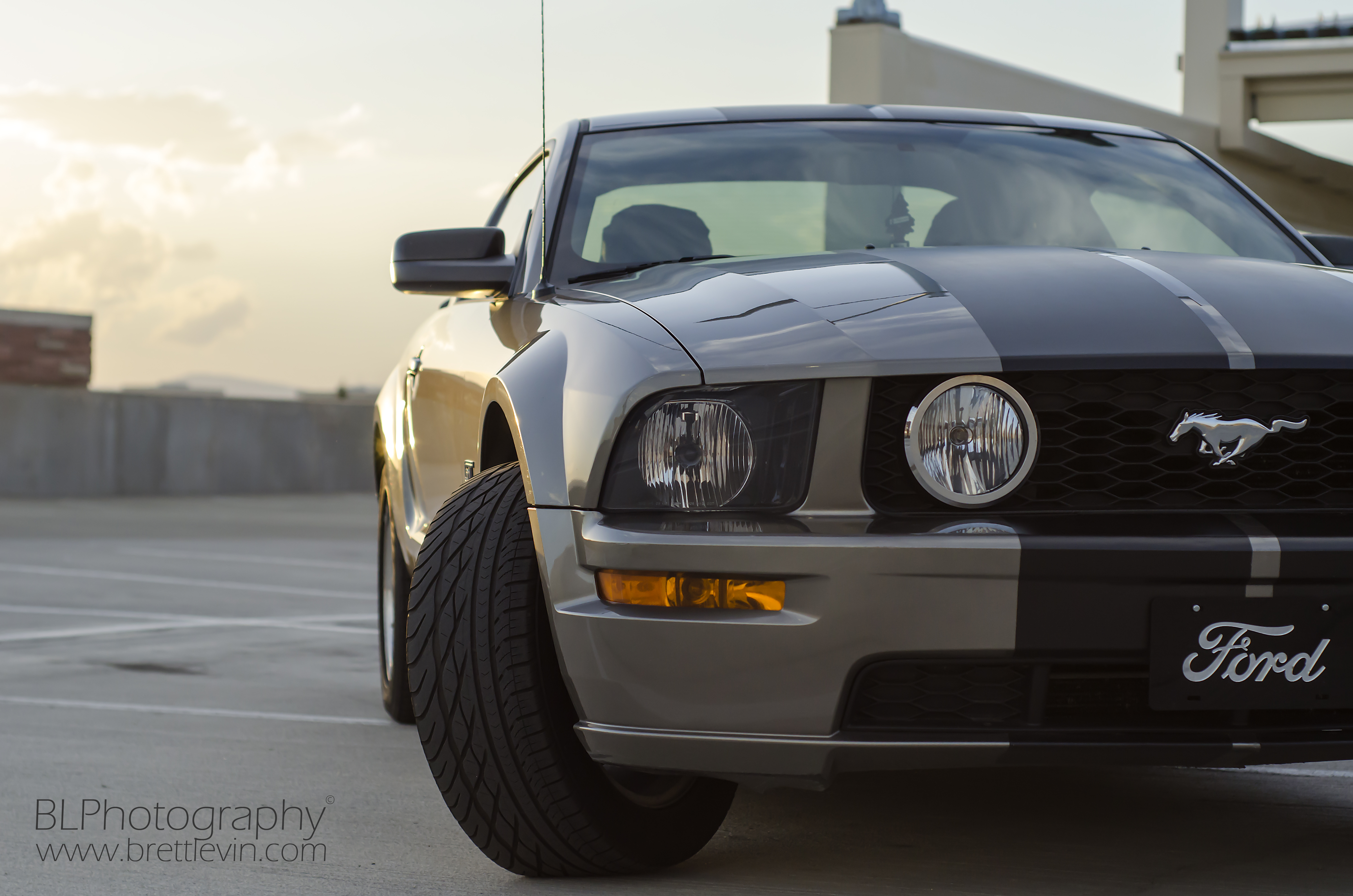 119465 download wallpaper Cars, Ford Mustang Gt, Ford, Headlight, Front View screensavers and pictures for free