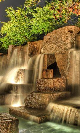 16288 скачать обои Пейзаж, Вода, Водопады - заставки и картинки бесплатно