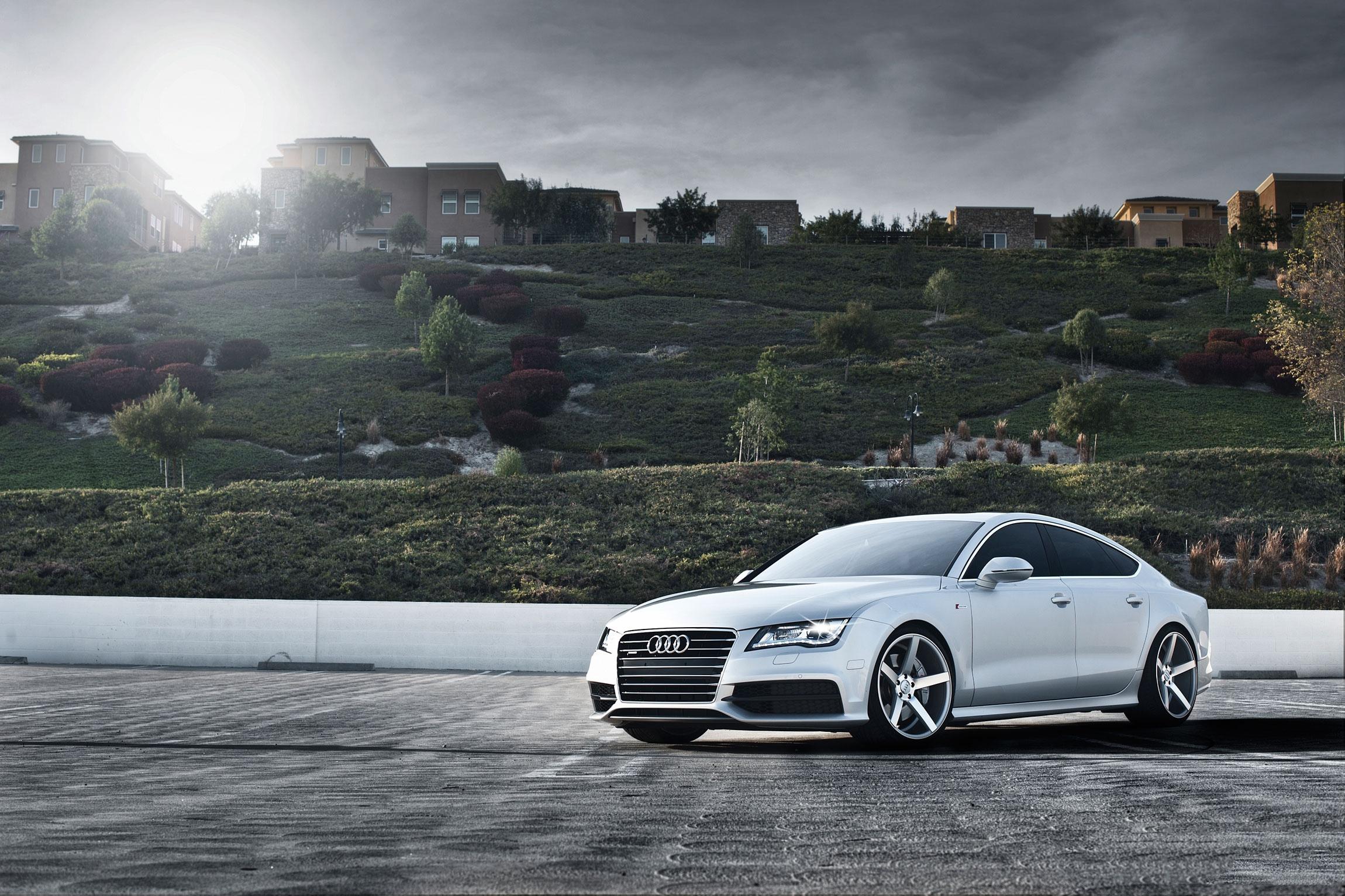 71157 Hintergrundbild herunterladen Auto, Audi, Cars, Maschine - Bildschirmschoner und Bilder kostenlos