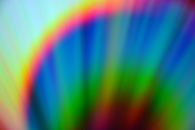 144533 скачать обои Радуга, Абстракция, Яркий, Разноцветный, Градиент - заставки и картинки бесплатно