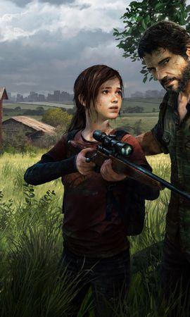 18658 télécharger le fond d'écran Jeux, Last Of Us - économiseurs d'écran et images gratuitement