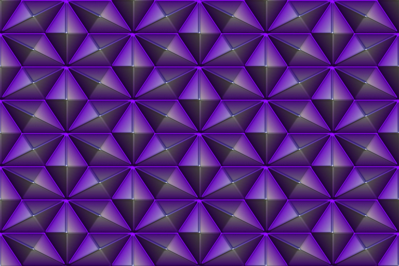 141211 скачать обои Фиолетовый, Текстуры, Поверхность, Формы, Треугольники - заставки и картинки бесплатно