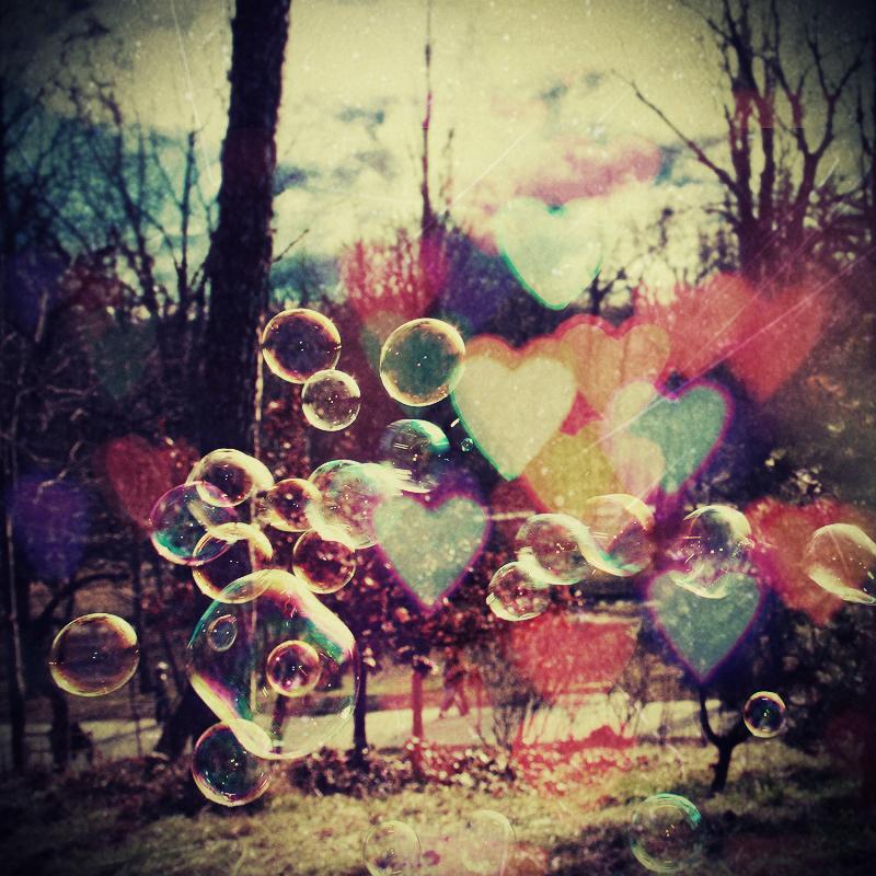 11429 скачать обои Фон, Арт, Сердца, Любовь, День Святого Валентина (Valentine's Day) - заставки и картинки бесплатно