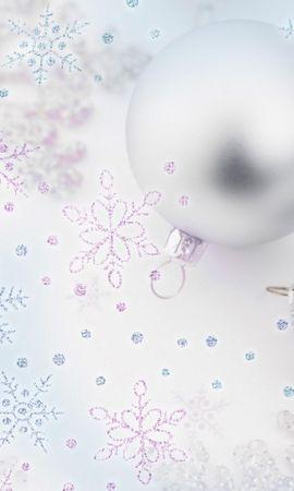 14096 скачать обои Праздники, Фон, Новый Год (New Year), Игрушки, Рождество (Christmas, Xmas) - заставки и картинки бесплатно