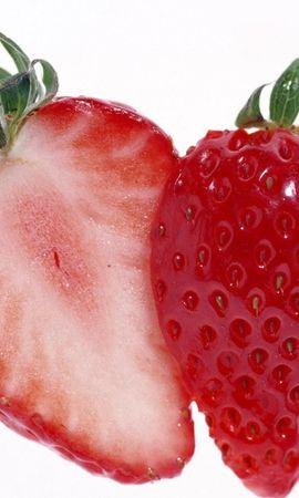 1756 télécharger le fond d'écran Fruits, Nourriture, Fraise, Baies - économiseurs d'écran et images gratuitement
