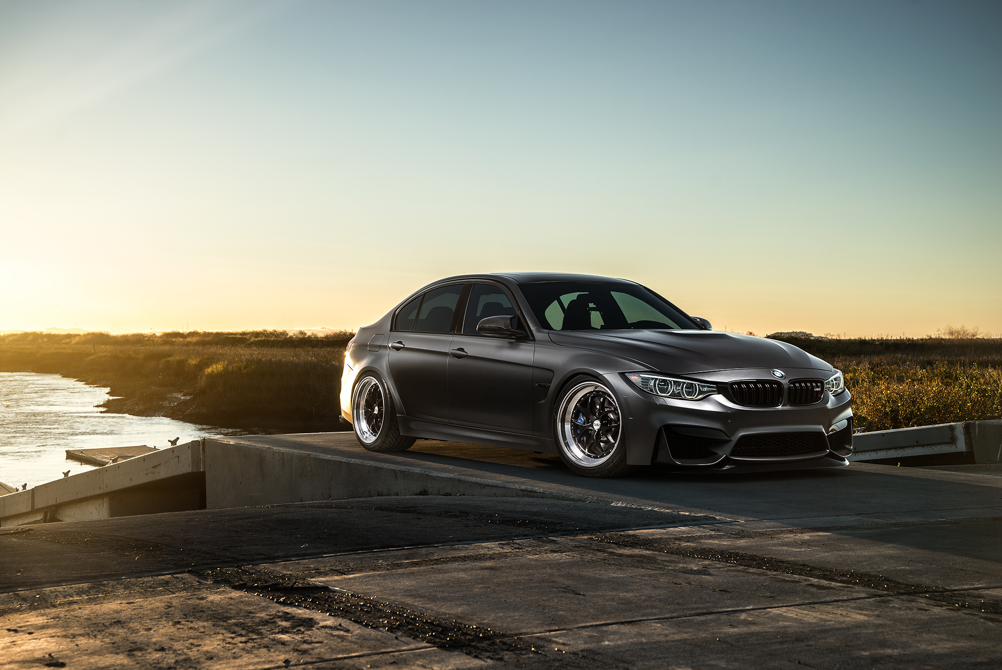 82067 Screensavers and Wallpapers M3 for phone. Download Bmw, Cars, Grey, Side View, F80, M3 pictures for free