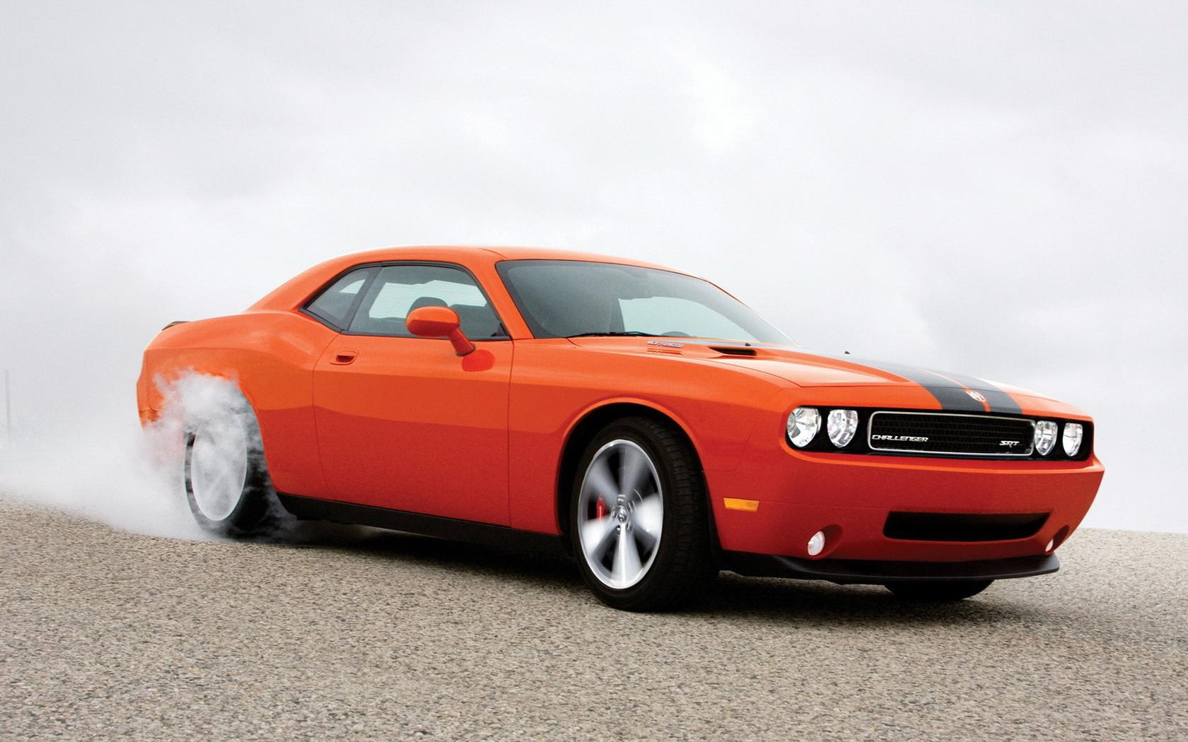 11369 скачать обои Транспорт, Машины, Dodge Challenger - заставки и картинки бесплатно