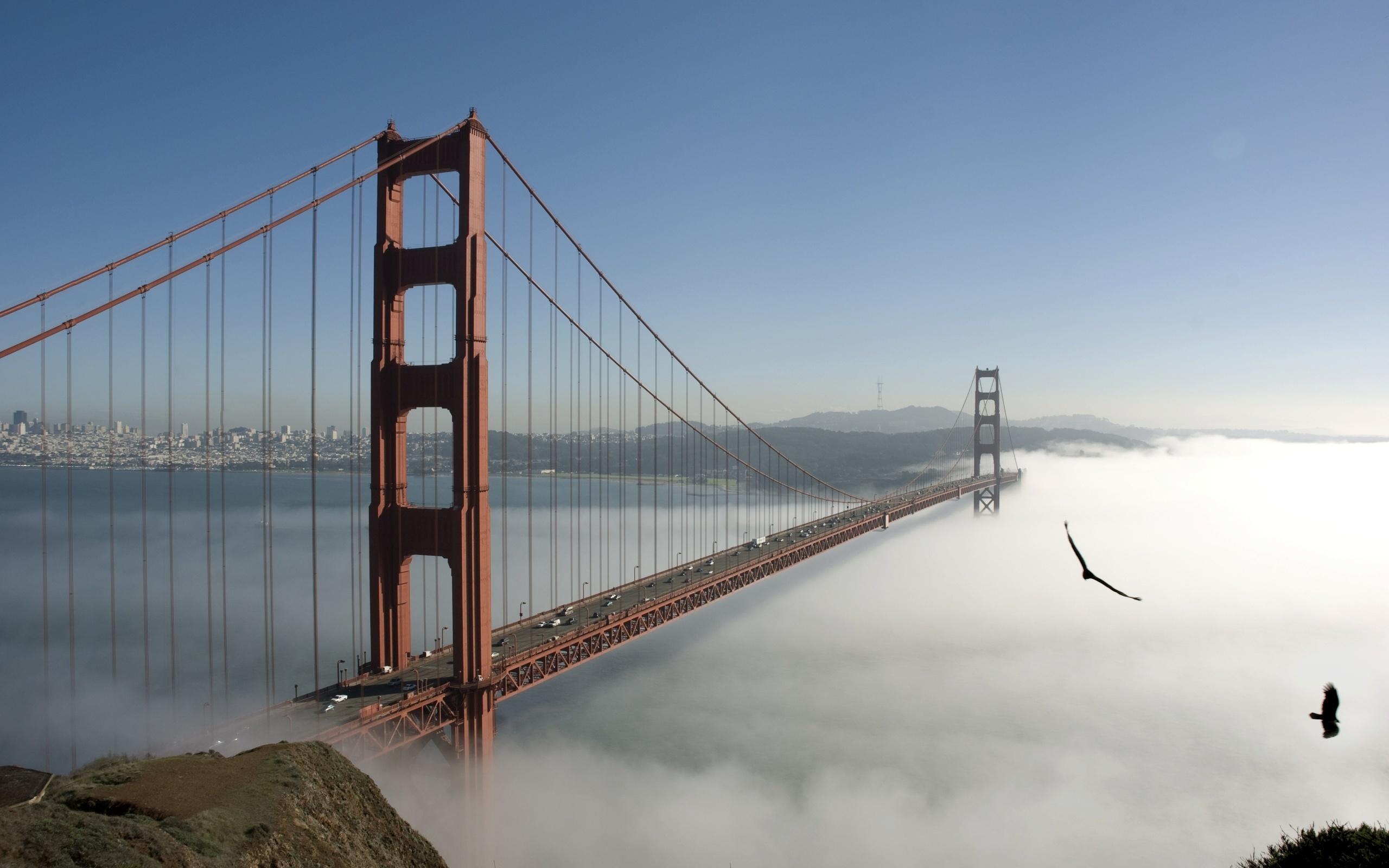 42762 скачать обои Пейзаж, Мосты - заставки и картинки бесплатно