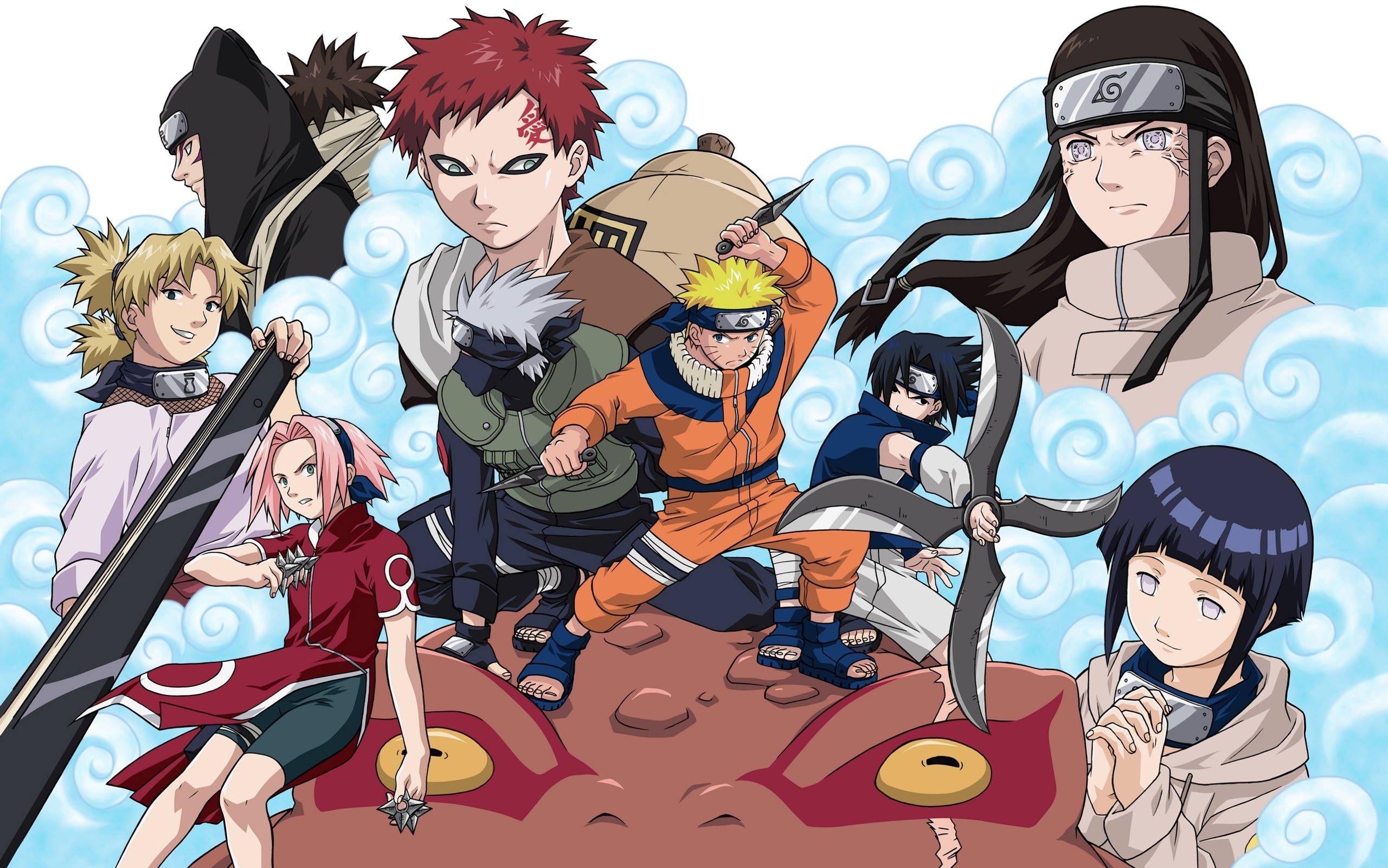 34720 download wallpaper Anime, Naruto screensavers and pictures for free