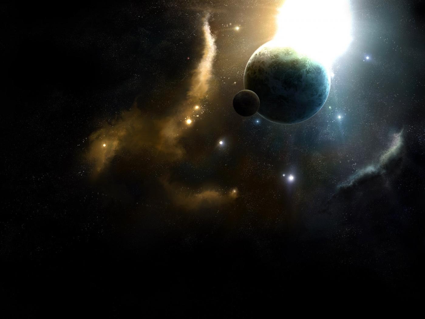 42829 免費下載壁紙 幻想, 行星, 宇宙 屏保和圖片