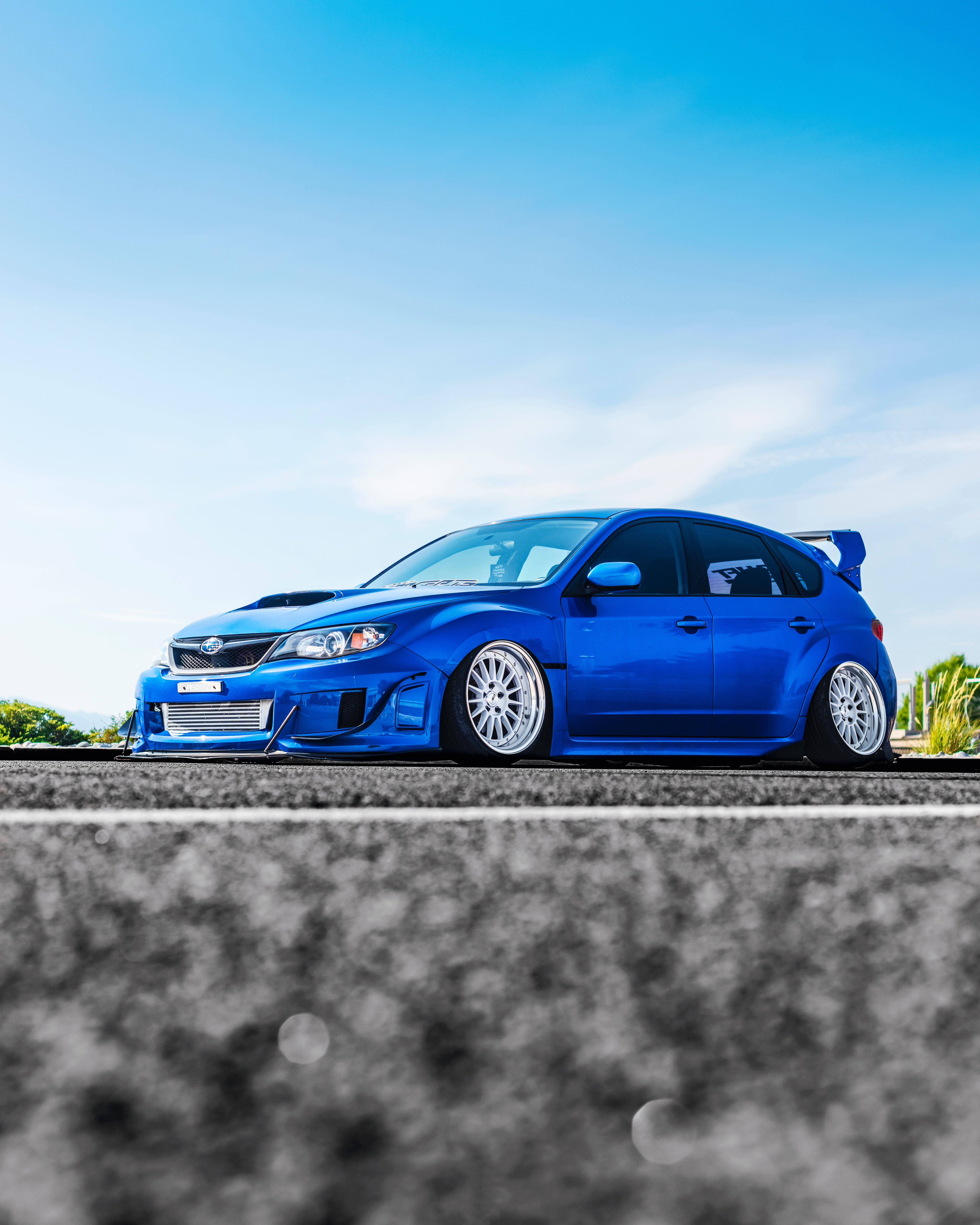 93592 download wallpaper Subaru, Cars, Car, Side View screensavers and pictures for free