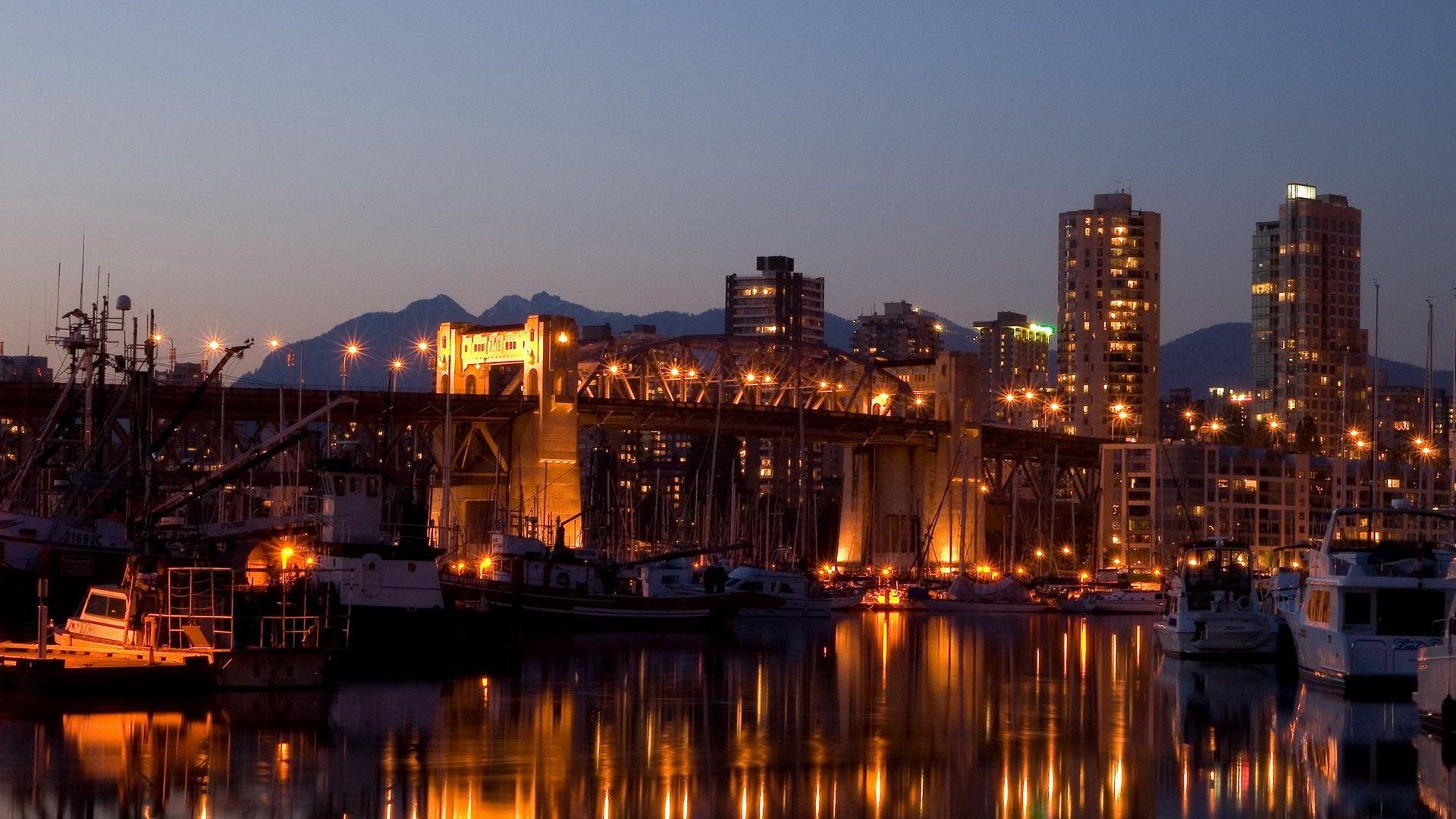67741 Заставки и Обои Яхты на телефон. Скачать Пристань, Мост, Река, Отражение, Вечер, Города, Яхты картинки бесплатно
