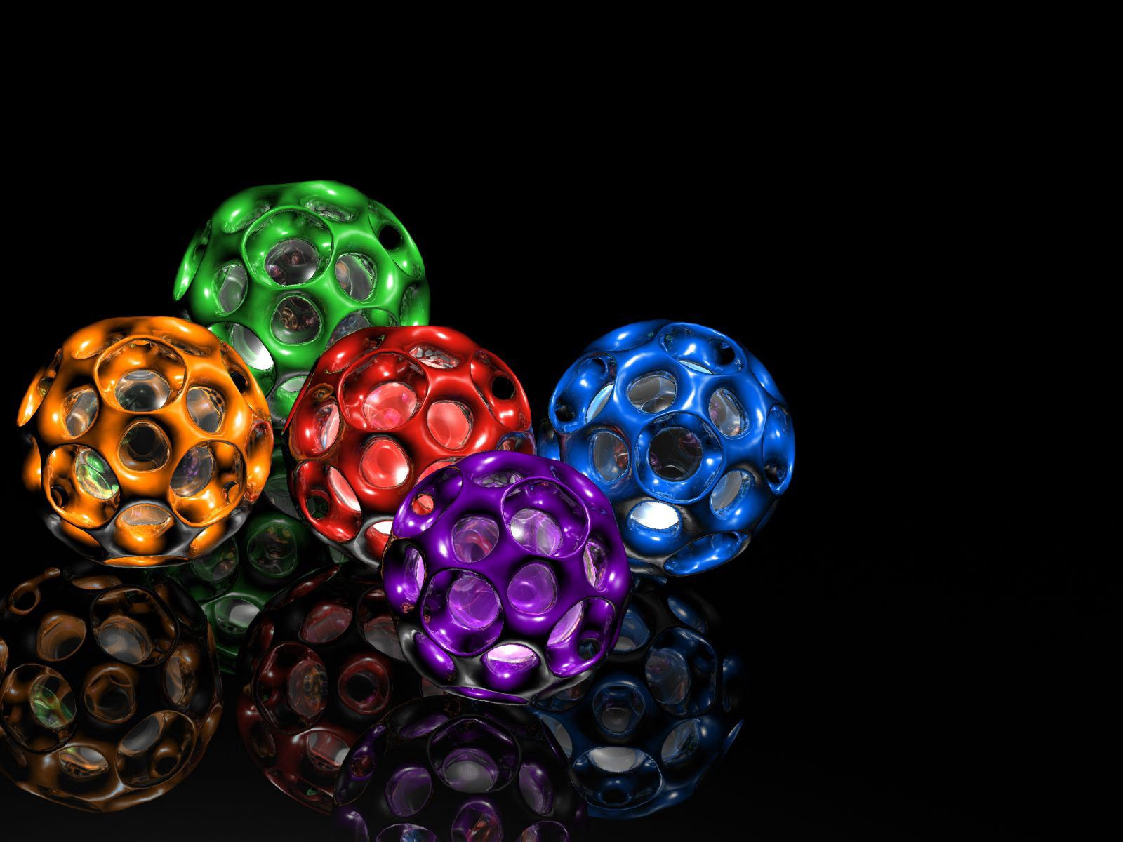 77803 Screensavers and Wallpapers Balls for phone. Download 3D, Multicolored, Motley, Form, Balls pictures for free
