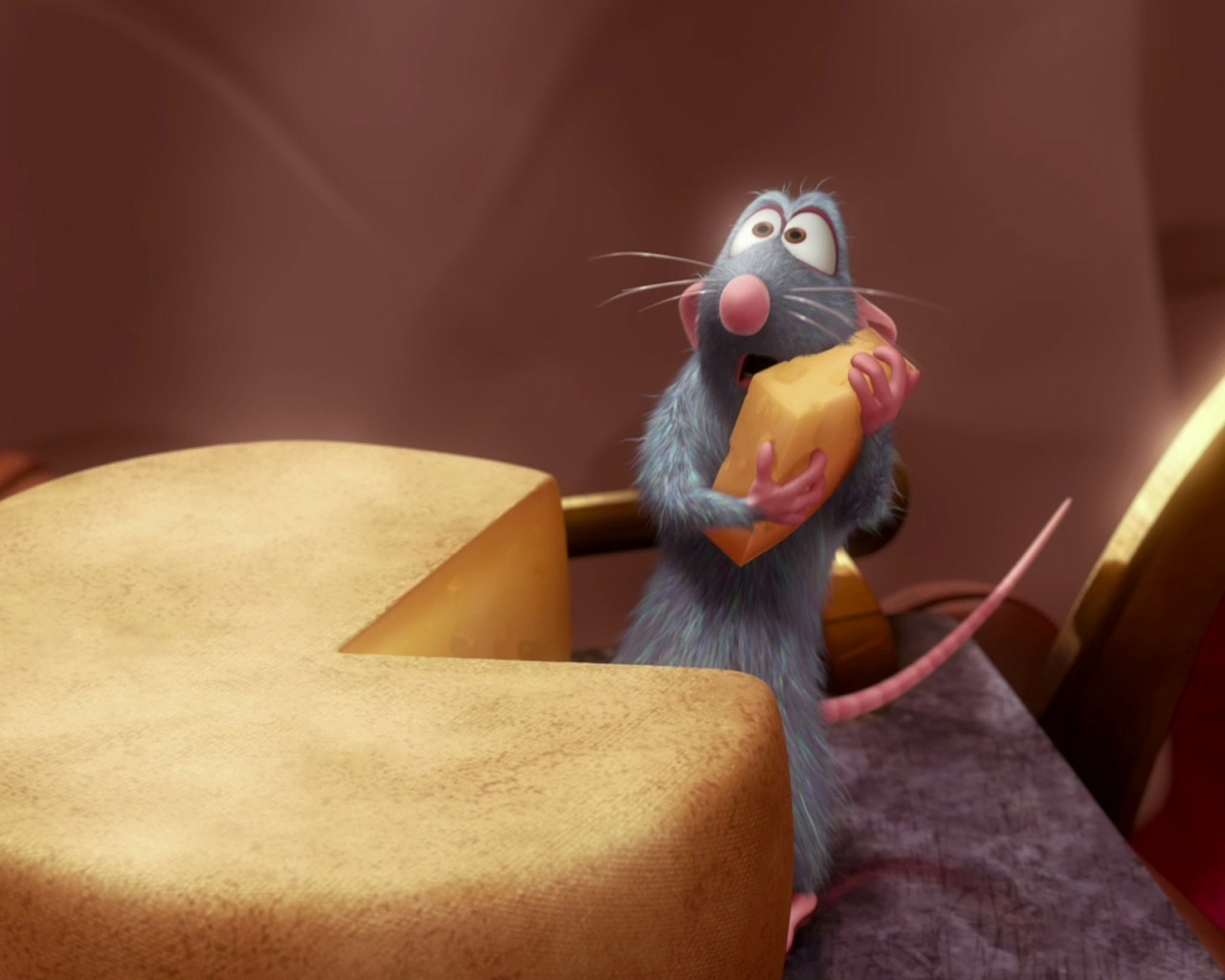 10190 Screensavers and Wallpapers Ratatouille for phone. Download Cartoon, Ratatouille pictures for free