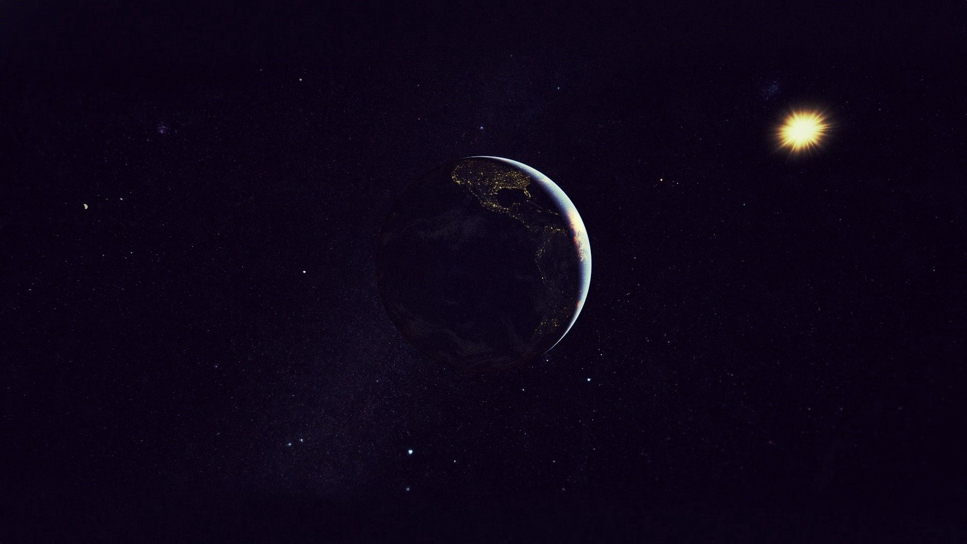 69018 免費下載壁紙 天空, 闪耀, 光, 星级, 宇宙 屏保和圖片