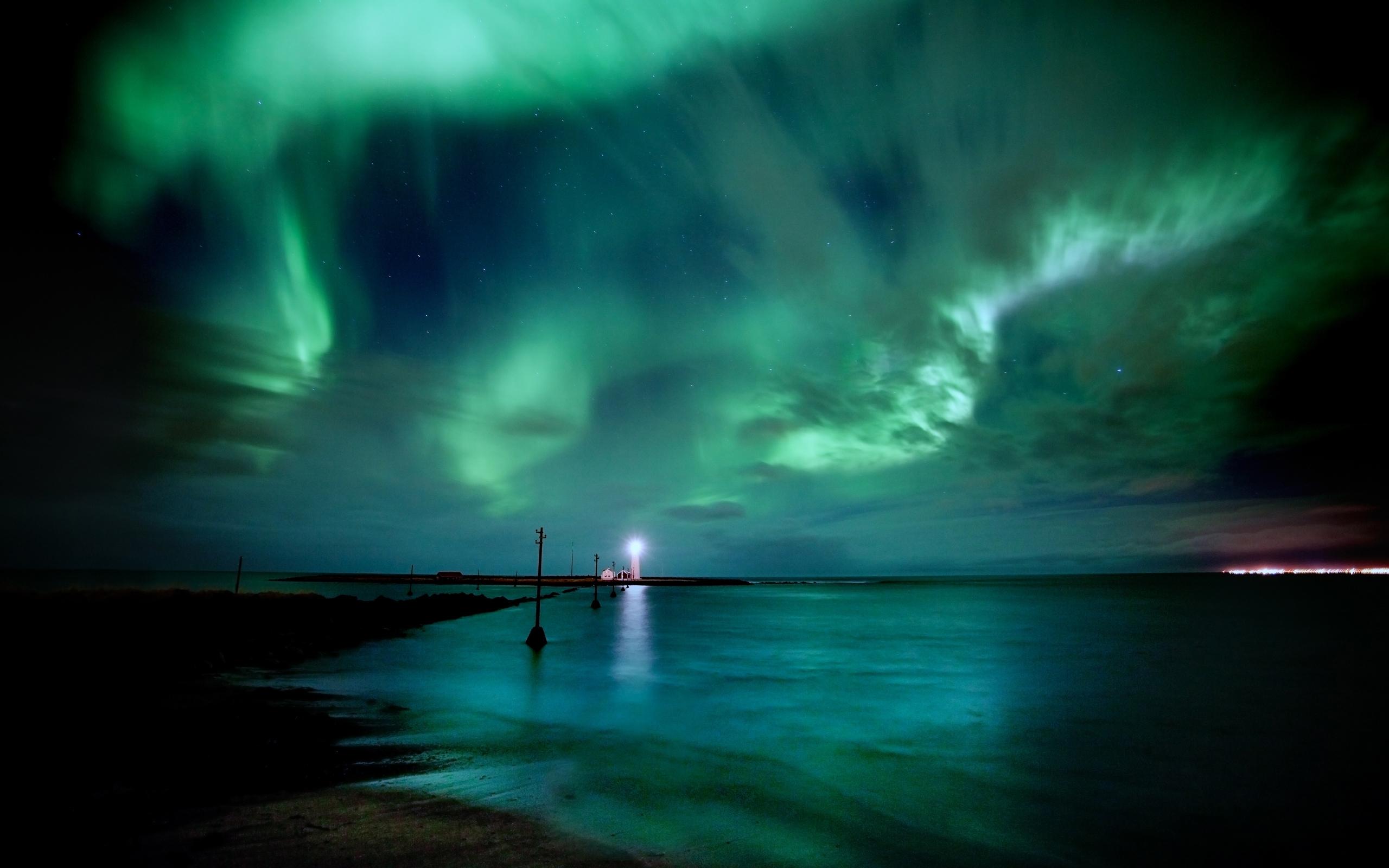 26109 免費下載壁紙 景观, 天空, 海, 夜 屏保和圖片
